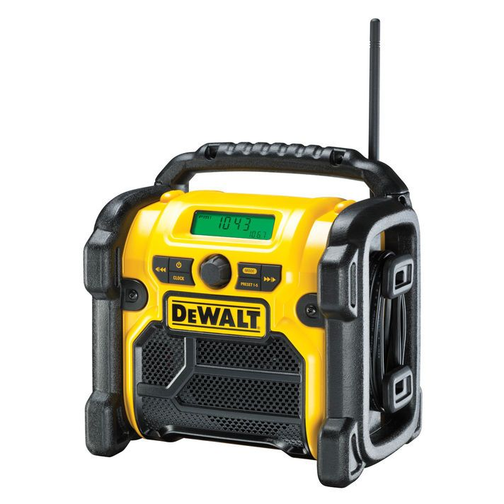 XR rádio DCR019