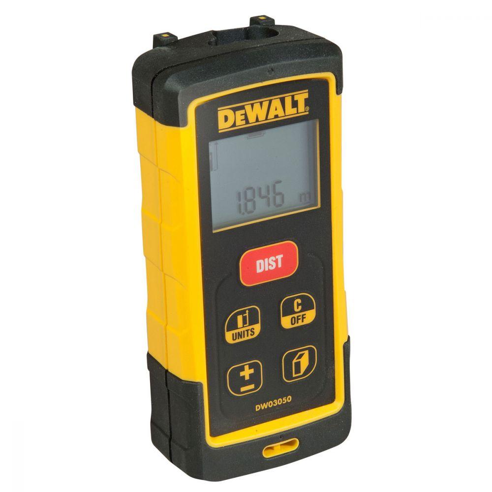 Laserový měřič vzdálenosti 50 m DW03050